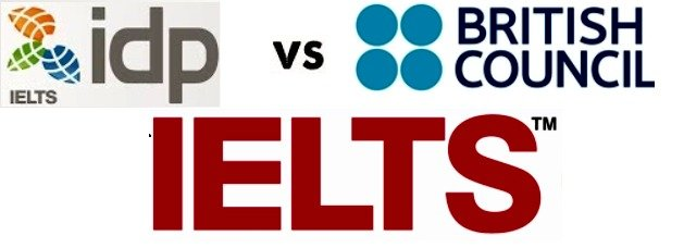 IELTS IDP Vs IELTS British Council Exam. The Difference and The Solution